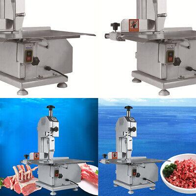 Commercial Kitchen Bone Saw Machine Frozen Meat Fish Bone Sawing Cutting 650w Us
