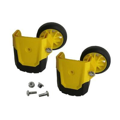 Wheel Kit For Gorilla Glmpxa Multiposition Ladders