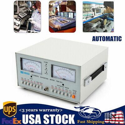 Pro Tdm-1911audio Signal Distortion Device Test Equipment Analyzer Tester Meter