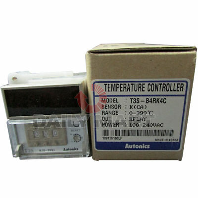New In Box Autonics T3s-b4rk4c Thermostat T3sb4rk4c Temperature Controller Unit