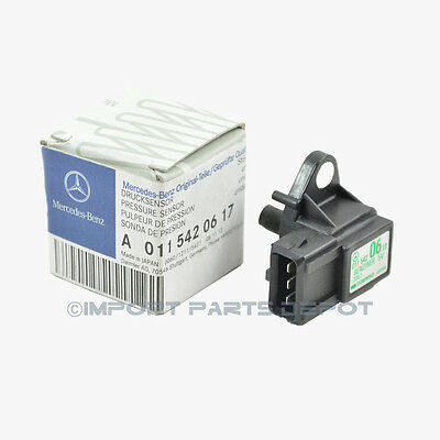 Mercedes Intake Manifold Absolute Pressure MAP Sensor Genuine Original 0110617