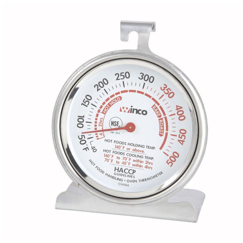 Winco TMT-OV3, 3-Inch Diameter Oven Thermometer