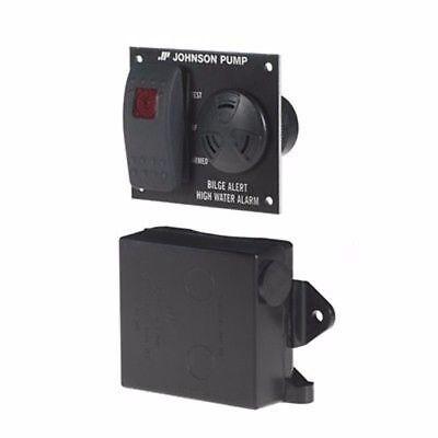 Johnson Pump Bilge Alert (High Water Alarm.W/ Ultima Switch)-72303-001