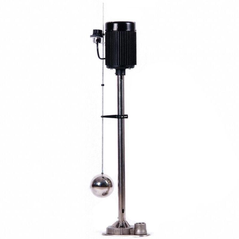 DAYTON 5URJ1 Upright Sump Pump, 1/3 HP