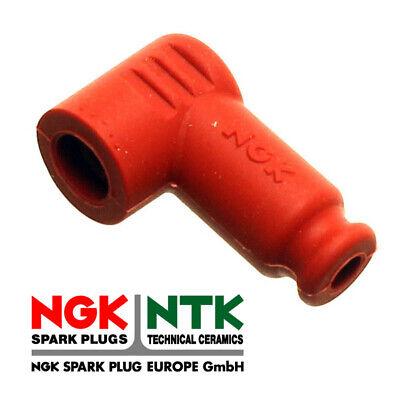 NGK Accensione Tappo TRS1409-R Azione Numero 8733 Silicone Rosso Gomma Con