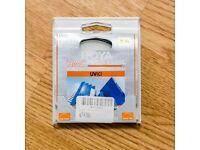 72mm UV filter Hoya HMC slim frame