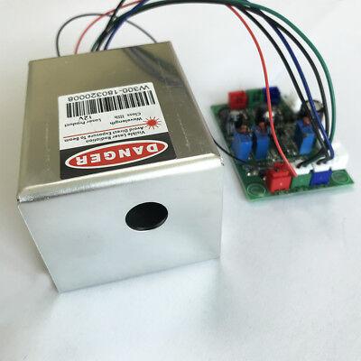 Rgb 300mw White Laser Module520nm638nm450nmttl Modulation