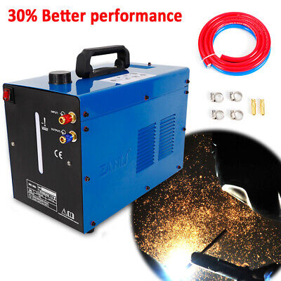 New Welding Water Cooler Portable Welder Torch Water Cooling Machine 110v 10l Us