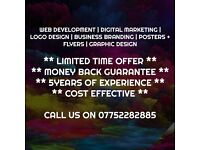 CHEAP WEB DESIGN / DEVELOPMENT / DIGITAL MARKETING