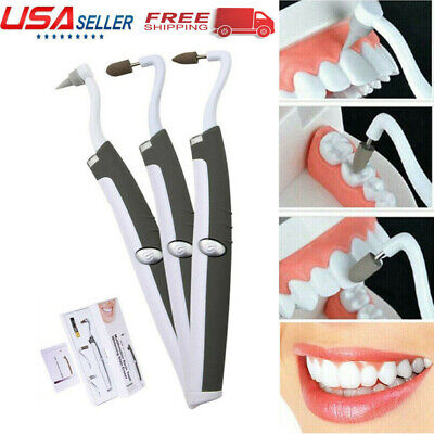 Oral Clean Ultrasonic Dental Scaler Teeth Whitening Plaque Stains Remover Tools Plaque Removal Teeth