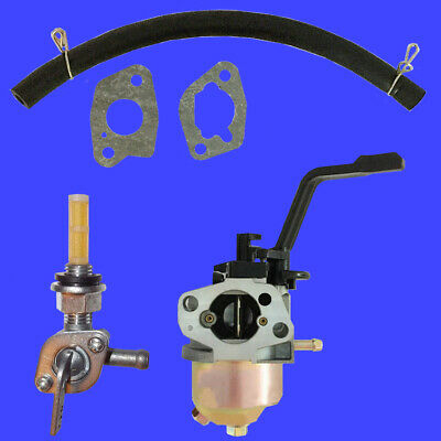 Westinghouse Carburetor And Right Petcock For Wh3250rvc 3250 3750 Generator