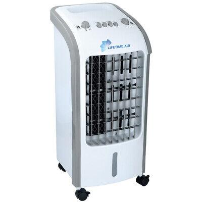 Raffrescatore Ventilatore Umidificatore Evaporativo Purificatore Aria 62W Acqua