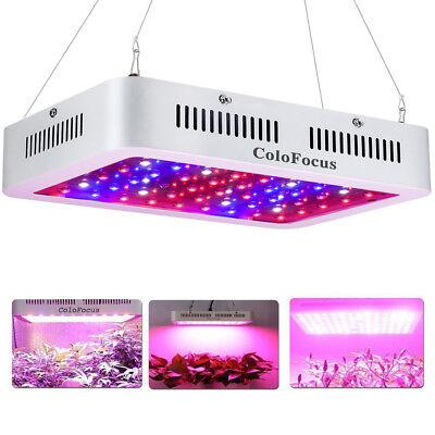 Led Grow Lights Plants - ColoFocus 1000W LED Grow Light Full Spectrum LED Panel Light for Indoor Plant
