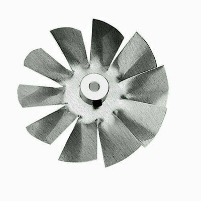 Alto Shaam Fan Blade 3 316 Shaft Ccw Fa3343 For Models 1000-th-ihd And More