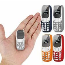 L8STAR BM10 Pocket Tiny Mini Mobile Cell Phone Keypad GSM Dual SIM Bluetooth SSC