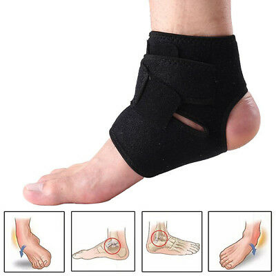 MEDICAL Plantar Fasciitis Foot Pain Ankle Support Brace Achilles Strap Protector