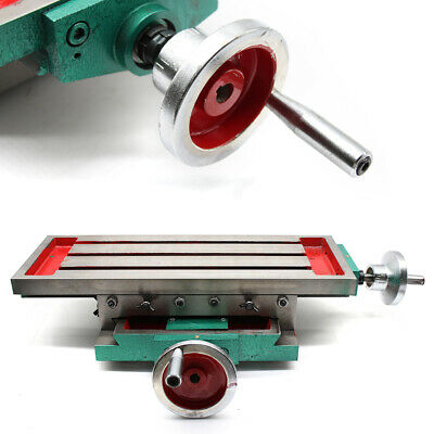 X-y Coordinate Table Jig Boring Drilling Milling Compound Slide Table 450170mm