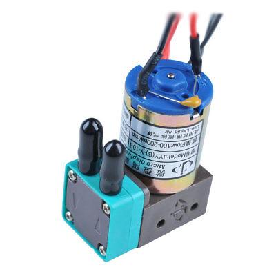 Original Jyy B-y-10-1 Micro Diaphragm Pump Ink Pump Dc 24v 3w 100-200mlmin