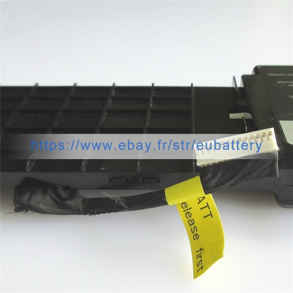 92wh 6200mah 8cell 14.8v originale neuf batterie 6jhdv pour dell alienware 17 r3