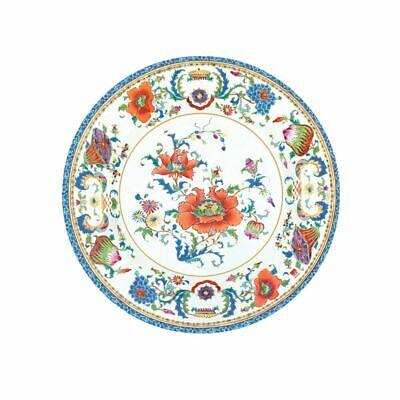 Chinese Paper Plates (CASPARI CHINESE CERAMIC BOSTON MUSEUM OF ART SALAD - DESSERT PARTY PAPER)