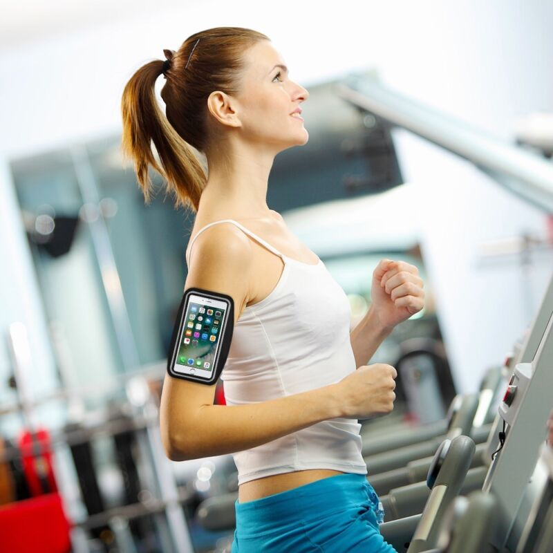 Sport Arm Armband Handy Halterung Handgelenk Running Laufen Smartphones Halter