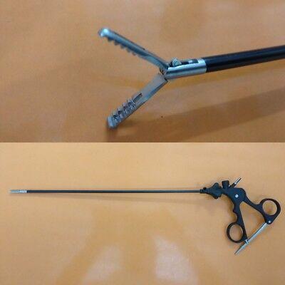 Storz Type Alligator Graspers Forceps Laparoscopic Laparoscopy Instruments 5mm