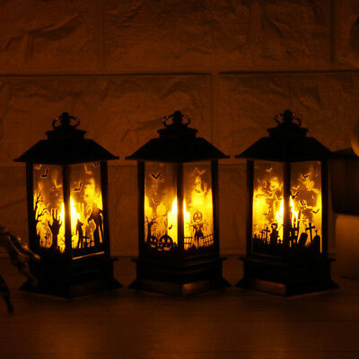 Halloween Candle with LED Skull Tea light Candles for Halloween Decoration Gift (Candles For Halloween)