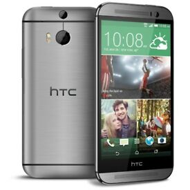 "HTC One M8 unlock - 16GB - (Unlocked) Smartphone 5"" Android"