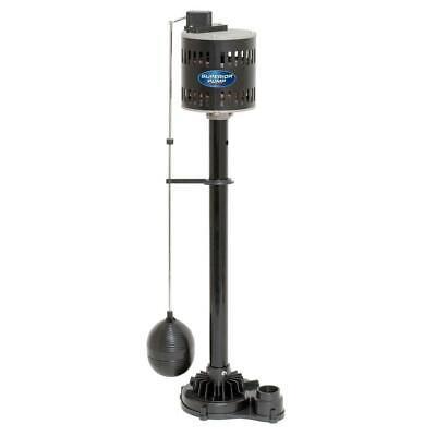 Superior Pump 92333: 1/3 HP Pedestal Sump - 40 gal/min - Bas