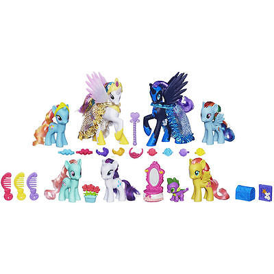 My Little Pony Friendship is Magic Midnight in Canterlot Pony Collection Doll