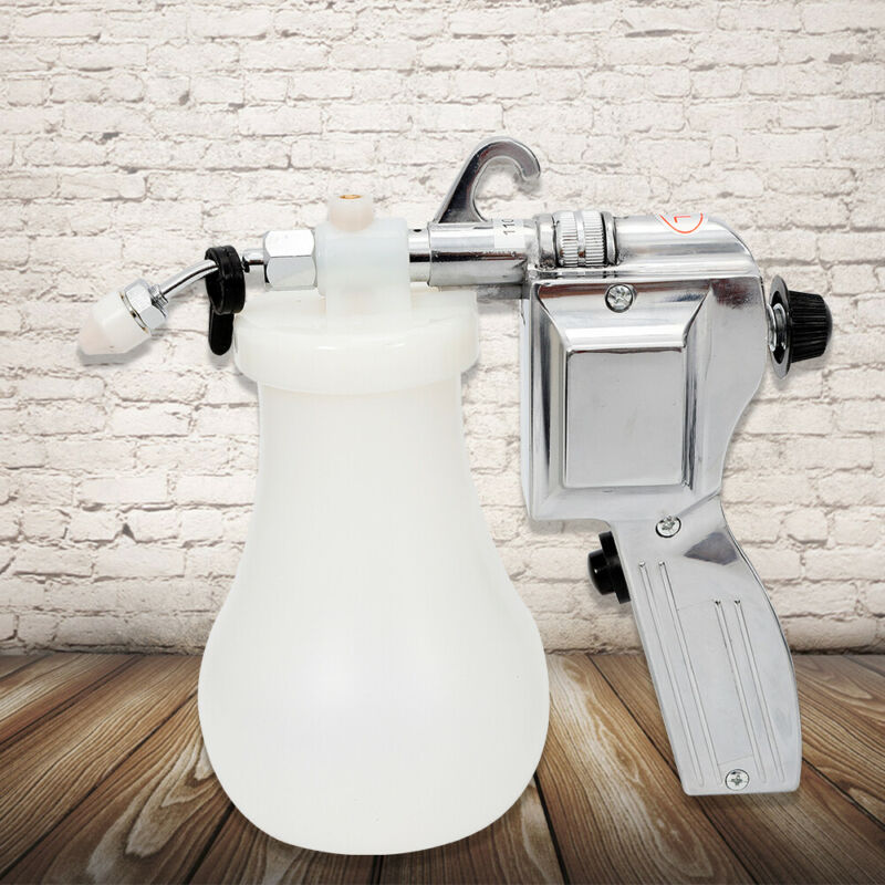 Electric Textile Printing Spot Cleaning Spray Gun Pressure w/Adjustable Nozzle