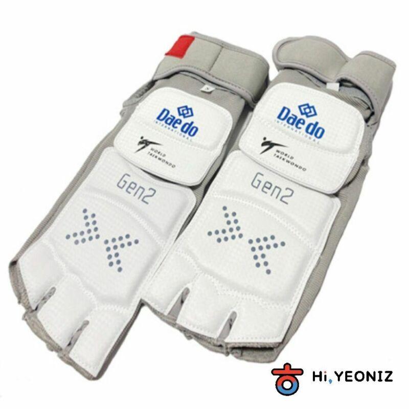 Daedo Electronic Footrest Sensor Guard Taekwondo Foot Guard TKD Tae Kwon Do