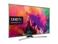 "Samsung 50"" JU6800 6 Series Flat UHD 4K Nano Crystal Smart TV Only 8 months old 5 year warranty"