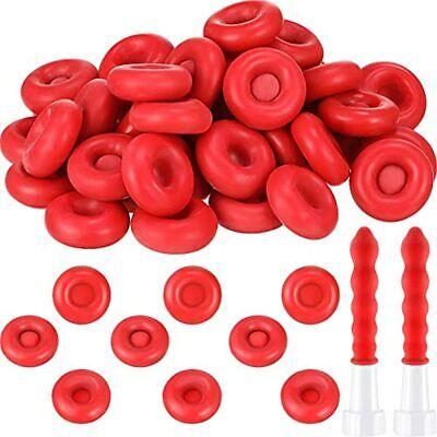 Caulk Cap Saving Sealer Saver Open Caulking Tube For Sealing And Preserving, Red