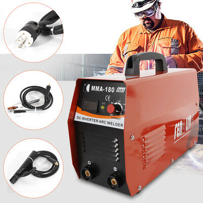 20-180a Ac110220v Mma Welder Inverter Igbt Electric Welding Machine 50-60hz Usa