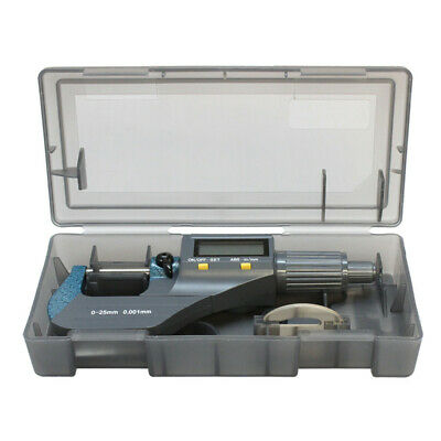 Precision Electronic Digital Micrometer Gauge 0-1 0-25mm 0.00005 0.001mm