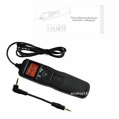 Lapse Intervalometer Remote Timer Shutter Canon 1000D 1100D 1200D 800D 750D 650D