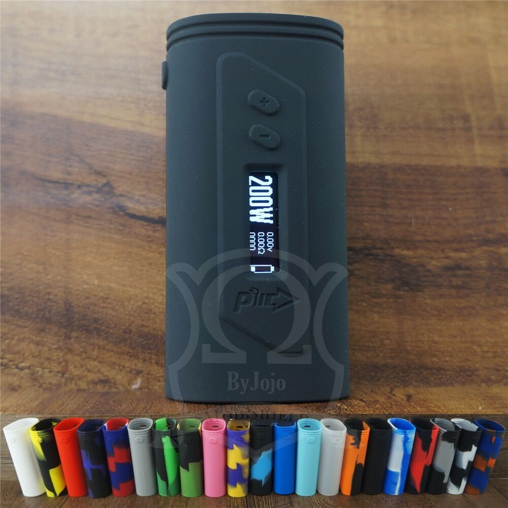 ModShield for IPV6X 200W TC Pioneer4you Silicone Case Sleeve Cover ByJojo