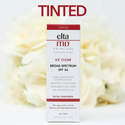 NEW Elta Md UV Clear SPF 46 TINTED 1.7oz BRAND
