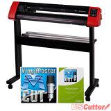 "25"" USCutter LaserPoint II Vinyl Cutter - Design & Contour Cut w/VinylMaster Cut"