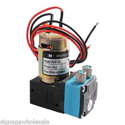 Big Ink Pump For Sino-printers Dc12v7w300-400mlmin