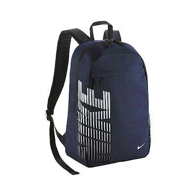 New NIKE CLASSIC  SAND BACKPACK/rucksack/school bag/gym bag/travel/unisex/navy
