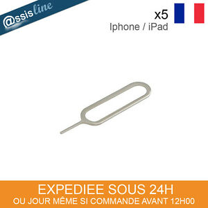 Cle Extracteur Carte Sim Iphone