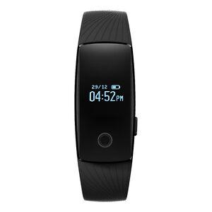 Bluetooth 4.0 Smart Watch Bracelet Wristband Heart Rate Monitor Fitness Tracker