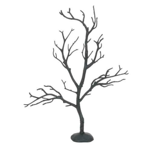 Dept 56 DARK SHADOWS BACKDROP TREE Halloween Village Accessory 6007717 NEW 2021