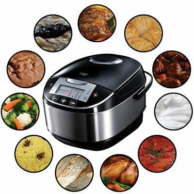 Russell Hobbs 21850-56 Multicooker Cook Home, 11 programmi di cottura, Accessori