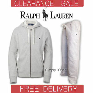 RALPH LAUREN  -GREY MENS NEW TracksuitEXTRA LARGE ****CLEARANCE SALE***