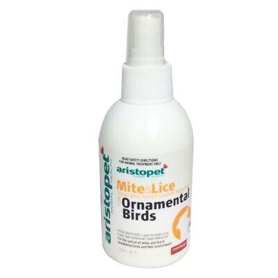 Ornamental Birds Mite & Lice Spray (250) Bird Birds Pet Pets