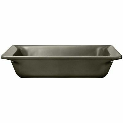 Emile Henry Urban Buffet  Gastronorm Food Pan 1/2 Size Slate Ceramic - 13