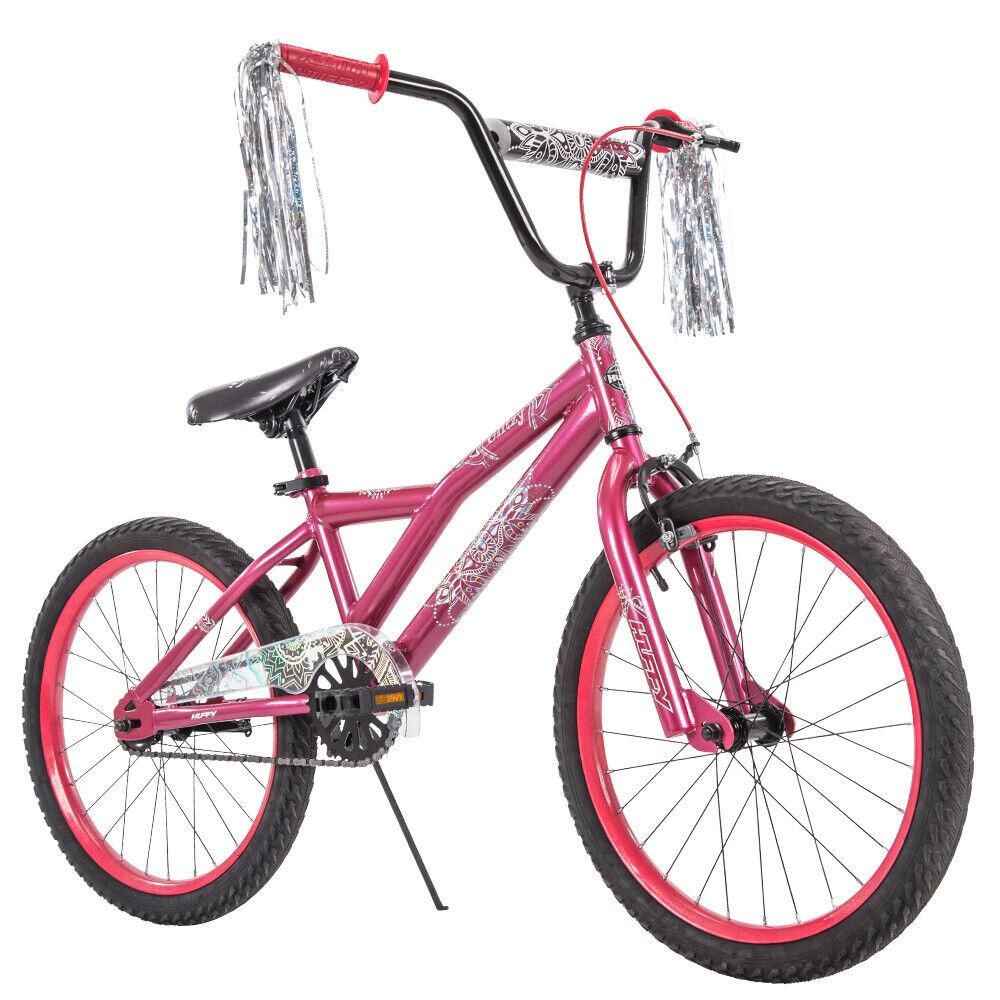 Huffy Girls Bike for Kids 20 inch, Pink Glitzy NEW